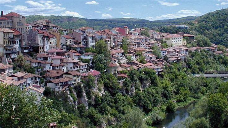 Veliko Tarnovo, Bulgaria.
