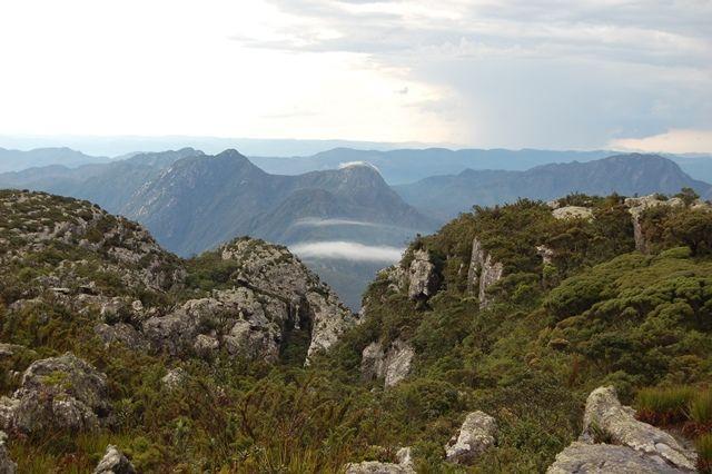 Pico do Inficionado | Santuário do Caraça / Serra do Caraça