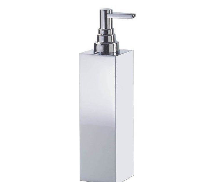 Elegant High End Luxurious Modern Free Standing Countertop Soap