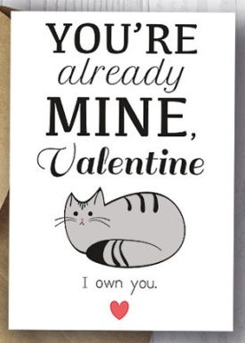 How To Say I Love You On Valentines Day Gifts For Cat