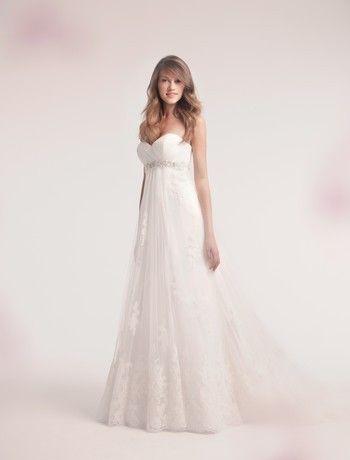 Empire Waist lace: Idea, Dream Dresses, Alita Graham, Wedding Dresses, Dream Weddings Dresses, Bridal Gowns, Weddings Dresss, Empire Waist, Sweetheart Neckline