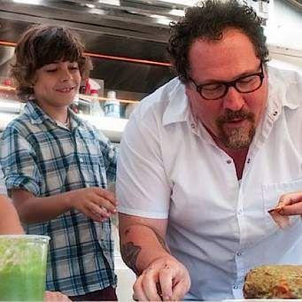 Chef - Jon Favreau (with young talent Emjay Anthony) - Lovely movie.