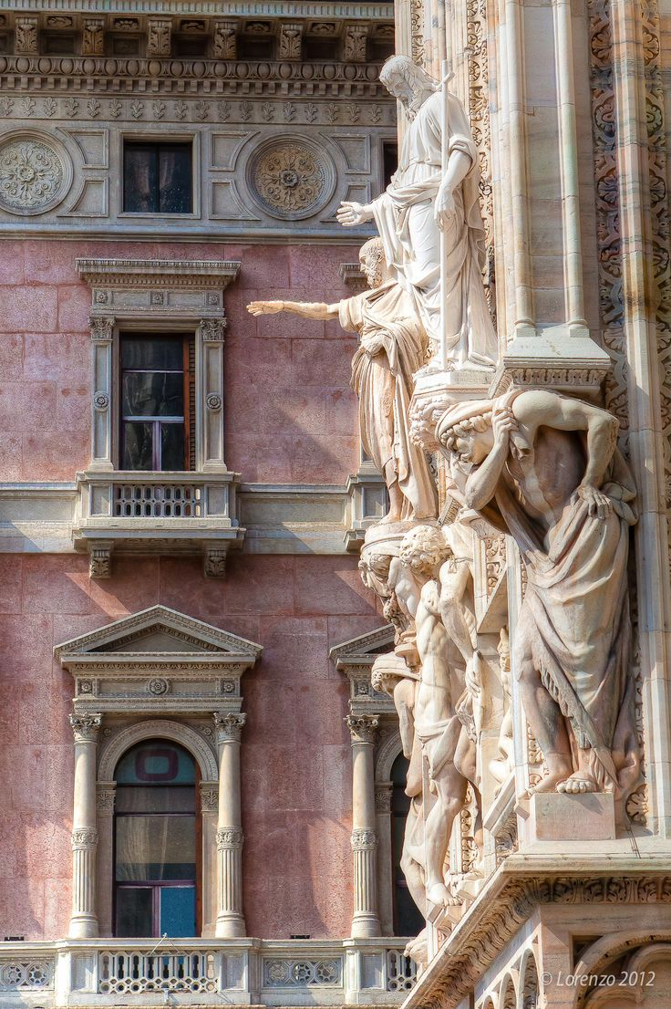 606 best baroque architecture italy images on pinterest | baroque