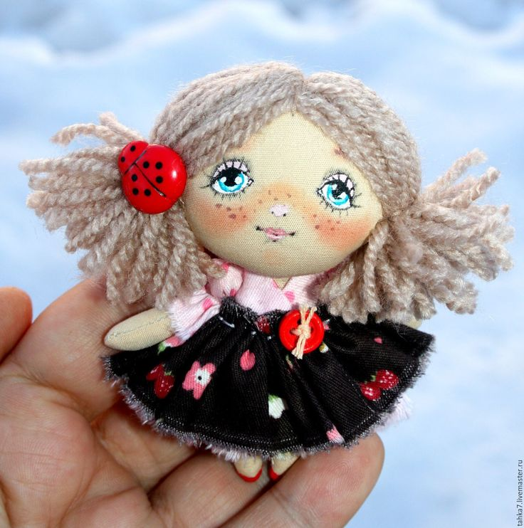 Купить Брошь девочка ягодка . Брошь куколка. - бордовый, красный, розовы, брошь девочка
