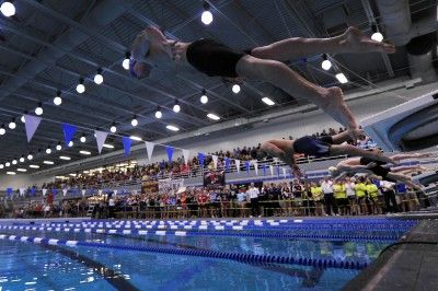 News story from the 2012 Va. Northern Region swimming champions.