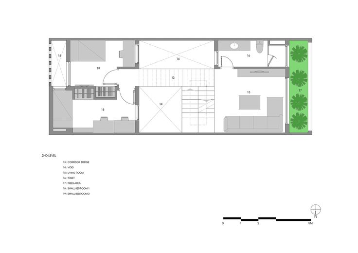 Image 21 of 27 from gallery of B House / i.House Architecture and Construction. Floor Plan