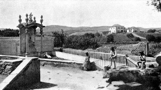 Lisboa de Antigamente: Monumento do Senhor Roubado