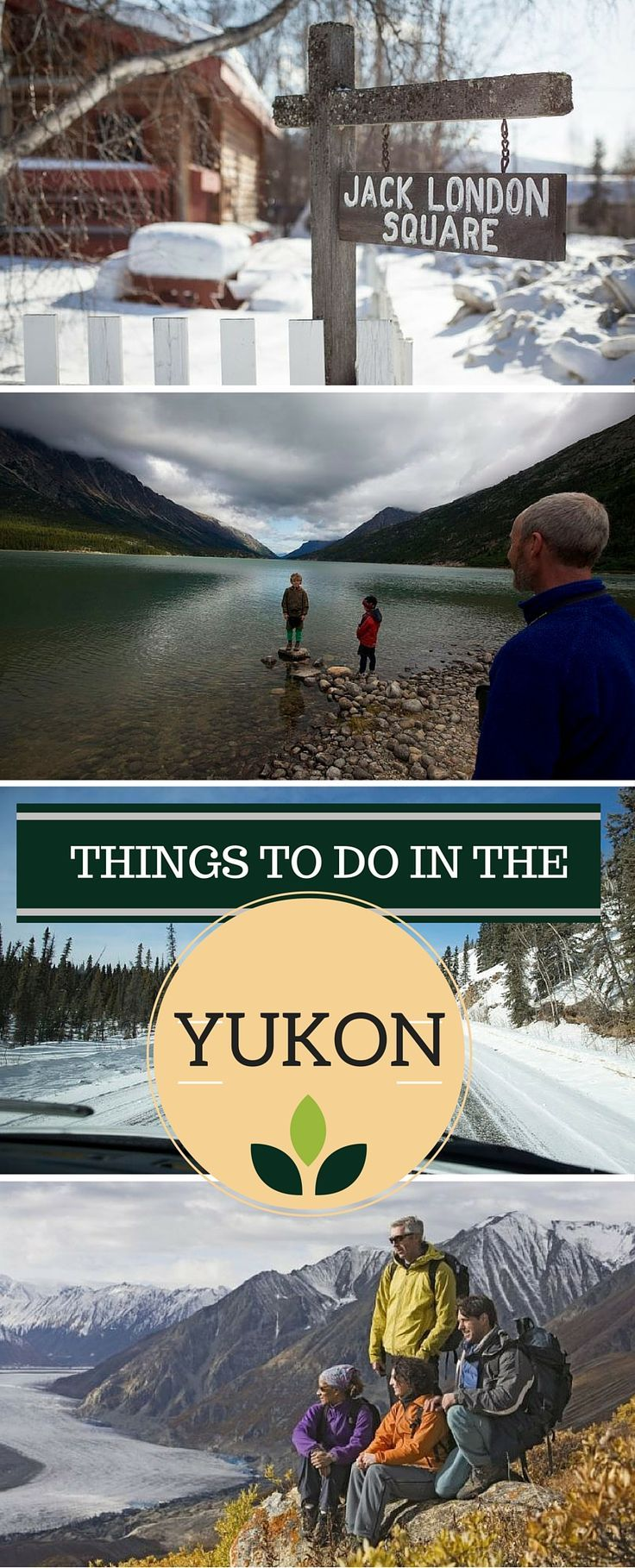 Located in northern Canada, the Yukon is a wedge of land surrounded by the Arctic Ocean, Alaska, the Northwest Territories and the province of British Columbia.