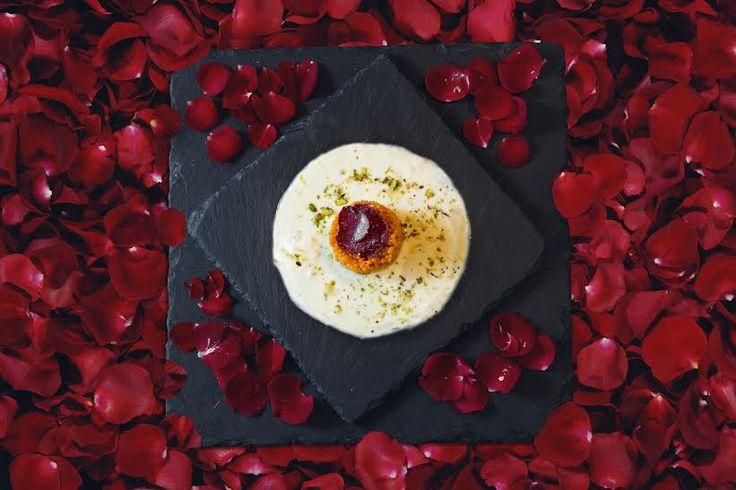 Kebab Korner's signature dessert