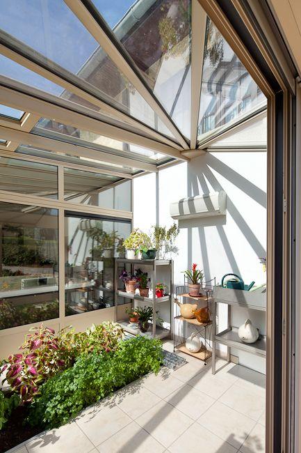 Les 10 meilleures images du tableau Veranda jardin d'hiver sur Pinterest | Veranda jardin ...