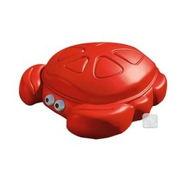 I think this crab sandbox would be so fun when Landon gets older!