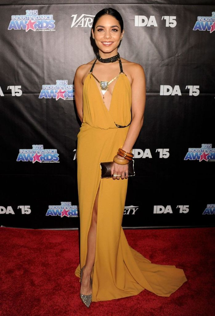 Vanessa Hudgens - 2015 Industry Dance Awards in Hollywood : Global Celebrtities (F) FunFunky.com