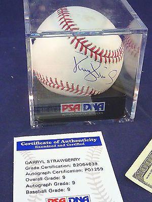 DARRYL STRAWBERRY Autograph Baseball Signed PSA DNA Graded COA Sealed Box [2 Sports Mem, Cards & Fan Shop:Autographs-Original:Baseball-MLB:Balls www.internetauctionservicesllc.com $149.99