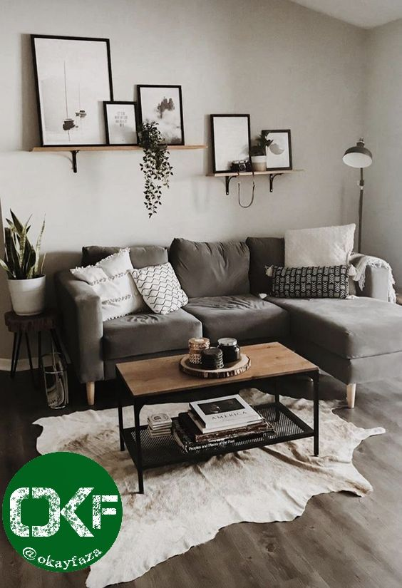 Okayfaza اوکی فضا Farm House Living Room Small Space Living Room Living Room Decor Modern