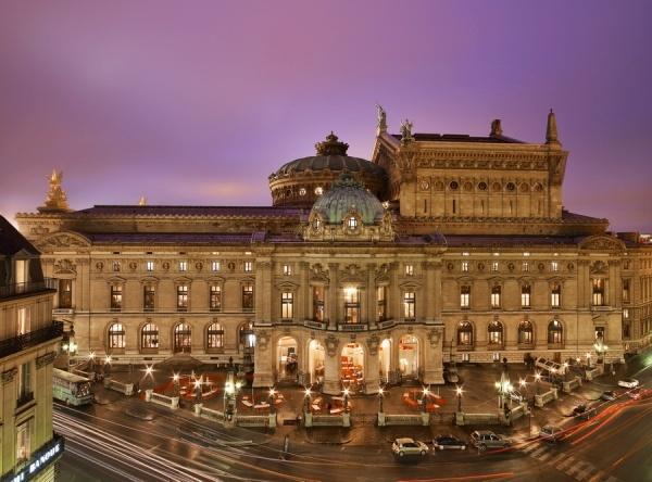W Paris Opera Photo Courtesy Of Starwood Hotels And Resorts Worldwide