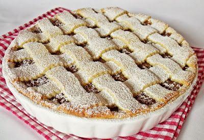 Citromhab: Almás pite