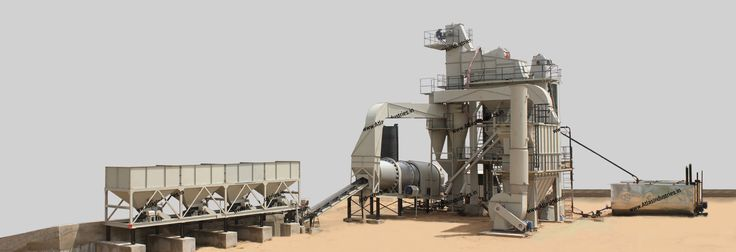 Atlas industries - asphalt and Mobile Concrete Batch Mix Plant provides turnkey solution to RMC plant means Ready Mix Concrete Batching/Mixing Plant.
