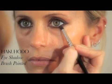 Copper Smokey Eye Tutorial ft Laura Bailey