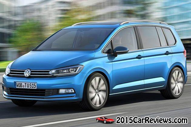 2016 Volkswagen Touran  http://2015carreviews.com/2016-volkswagen-touran-specs-design/