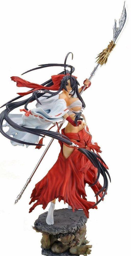 Ikki Tousen Kanu Unchou 1/6 scale PVC Figure MIKO Ver. ULTRA RARE! Sale!