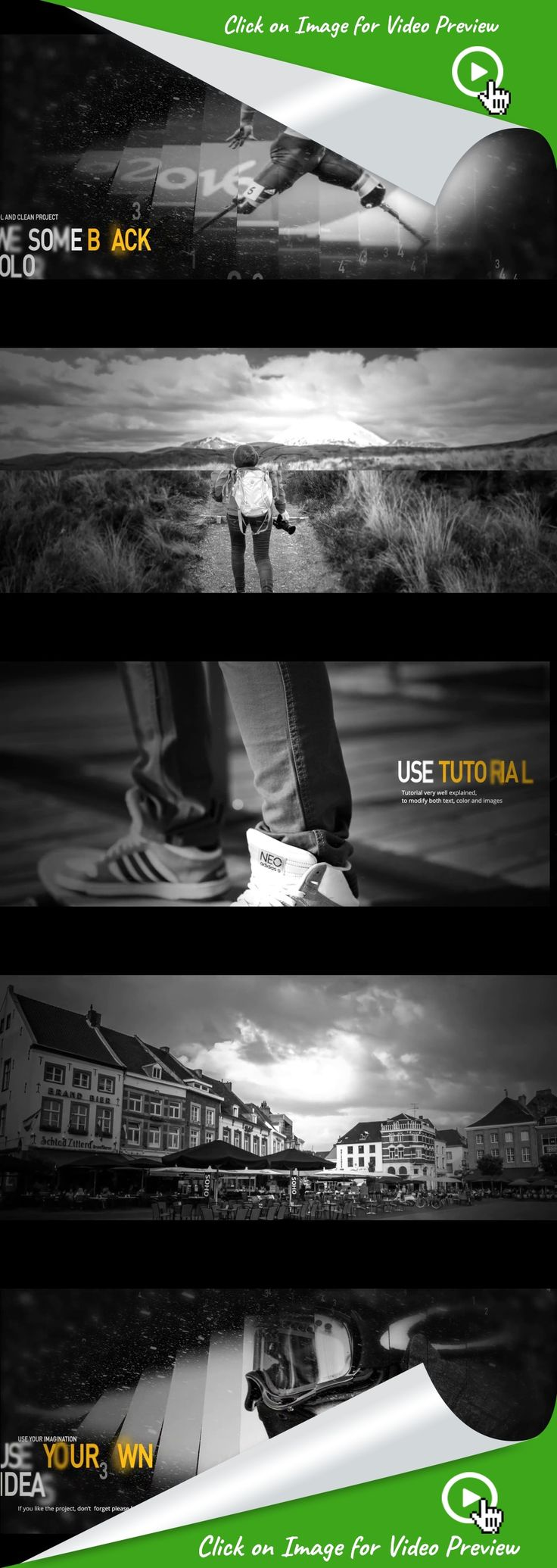 bland and white, cinematic, clean, elegant, film, gallery, memories, minimal, opener, photos, slides, slideshow, titles, trailer, travel, after effects templates, after effects ideas, after effects intro, after effects intro, after effects motion graphics, intro ideas youtube, after effects projects, videohive projects Features    Project Compatible with CS6 and Above. Full HD 1920×1080 and HD 1280×720. Project Very Well Organized. Video Tutorial Included. Use Photos or Videos. No Plugins...
