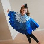 Jewel Costume from Rio - my daughter is obsessed with this film at the moment. Looks quite straight forward to make...