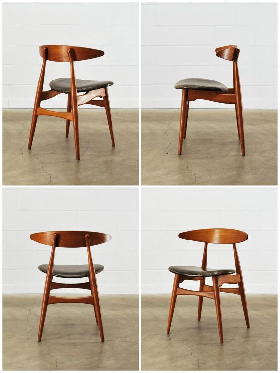 TREASURE Hans Wegner Dining Table and Chairs in by MadsenModern