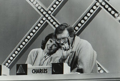 Brett Somers and Charles Nelson Reilly