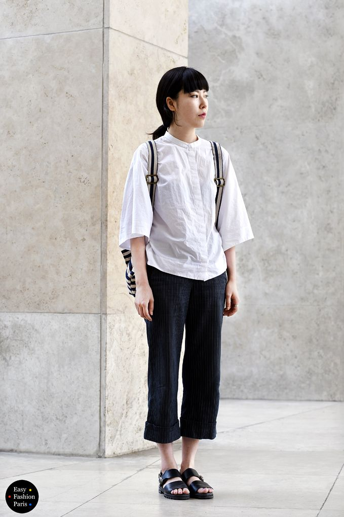 Easy Fashion: Josée - Palais de Tokyo - Paris