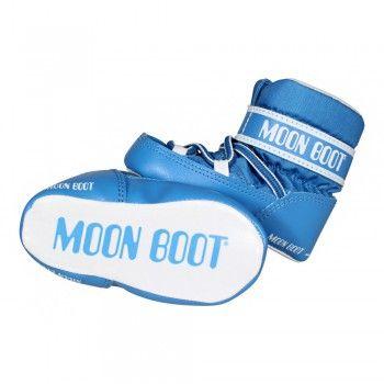 Moon Boot by Tecnica Crib Baby Winterstiefel Hell Blue (blau)