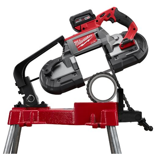 48-08-0260 Portable Band Saw Table Milwaukee Tools for sale at NPH Powertools.
