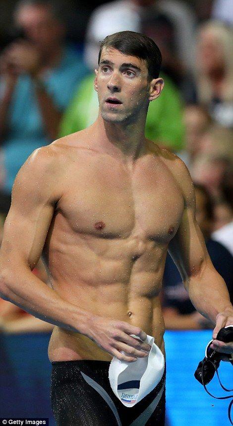 Michael Phelps...
