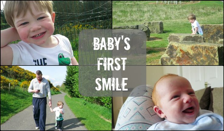 BABY'S FIRST SMILE | ELLEN O'KEEFFE