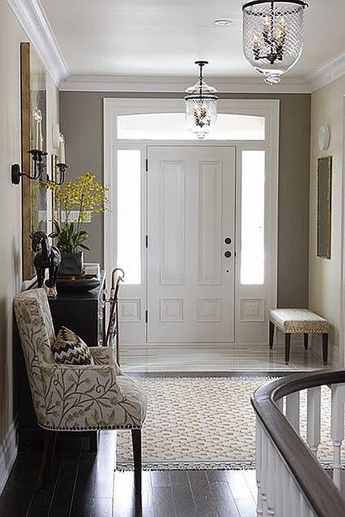 Sarah richardson sarahs house front entry way trim