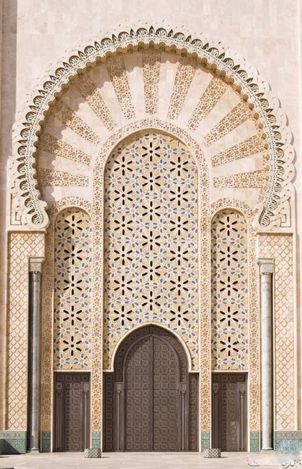 Islamic Detail #door