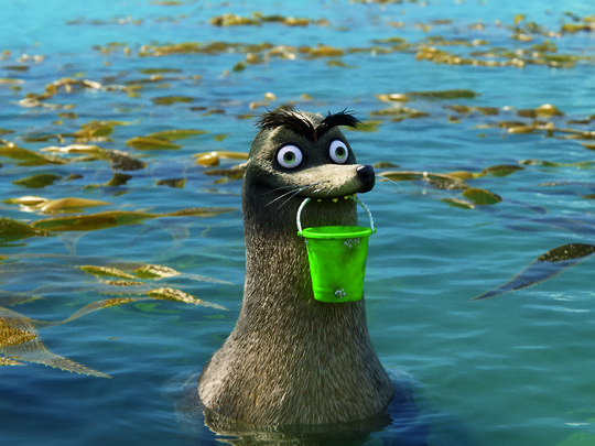 Fave Animal (Gerald from Finding Dory)