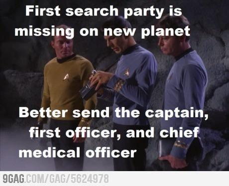 Star Trek Logic