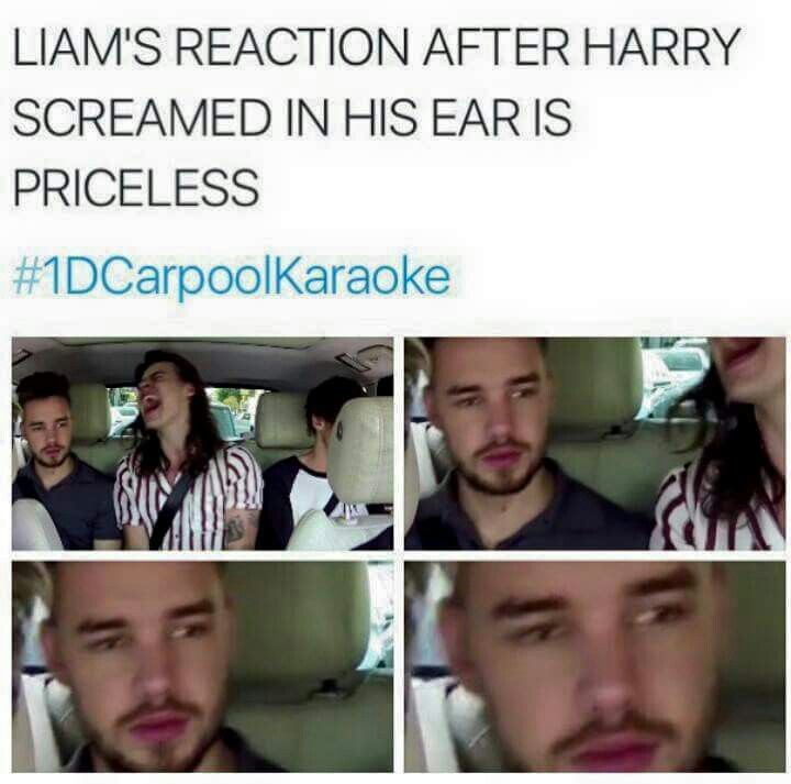 Liam is so 800099% done with harry's shit