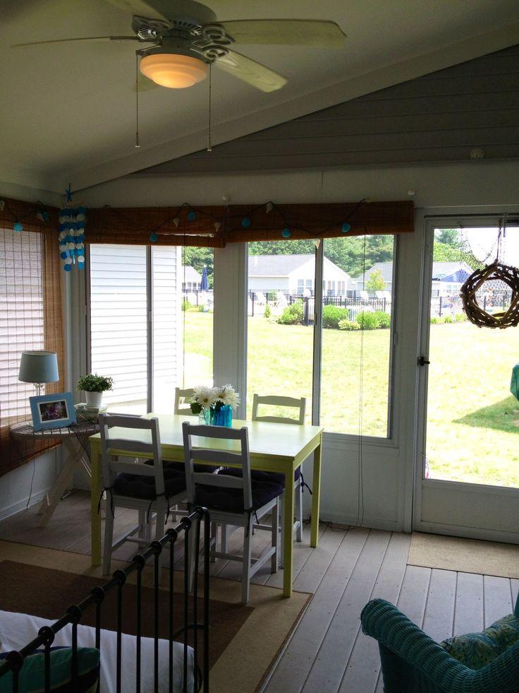24 best Enclosed patio ideas images on Pinterest ... on Inclosed Patio Ideas  id=50387