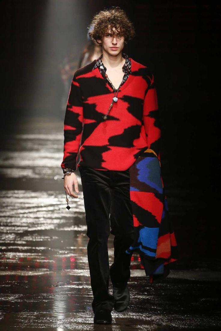 Male Fashion Trends: Missoni Fall-Winter 2018 - Milan Fashion Week