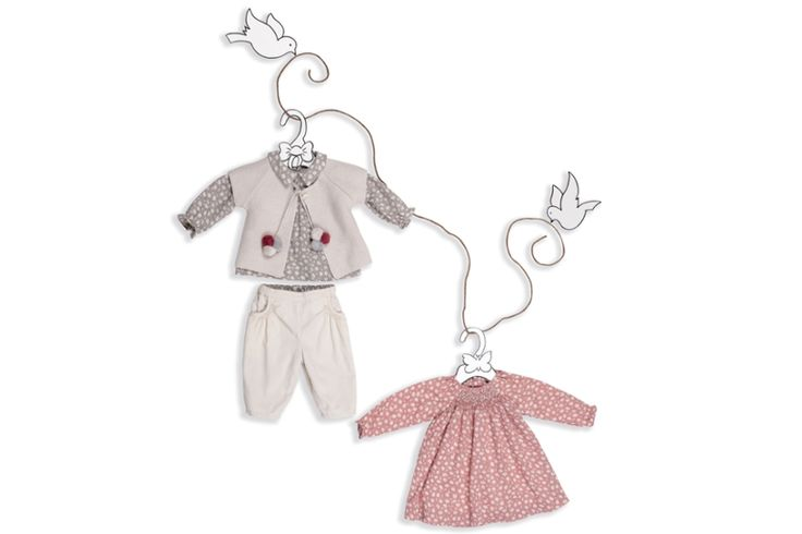 Malvi & Co. Fall Winter 2015-16 Collection Isi Baby Line
