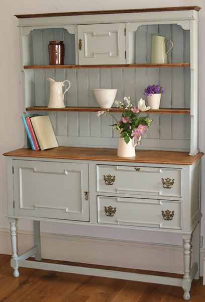 Reciclar muebles antiguos buscar con google muebles - Muebles restaurados vintage ...