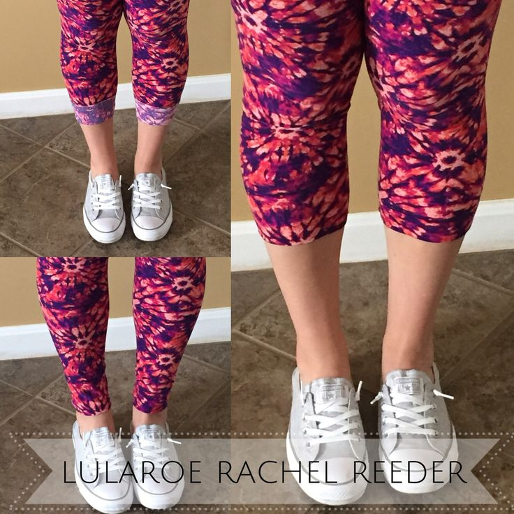 A few different ways to wear your LuLaRoe Leggings Isn