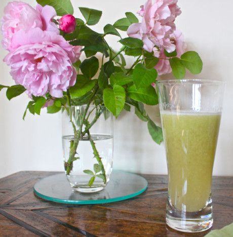 Kiwi, Pear, Apple & Ginger Juice