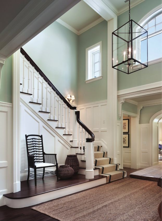 Best Color For Two Story Foyer : Ah that paint color home pinterest runners