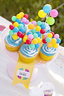 Up Birthday Party Ideas Photo 7