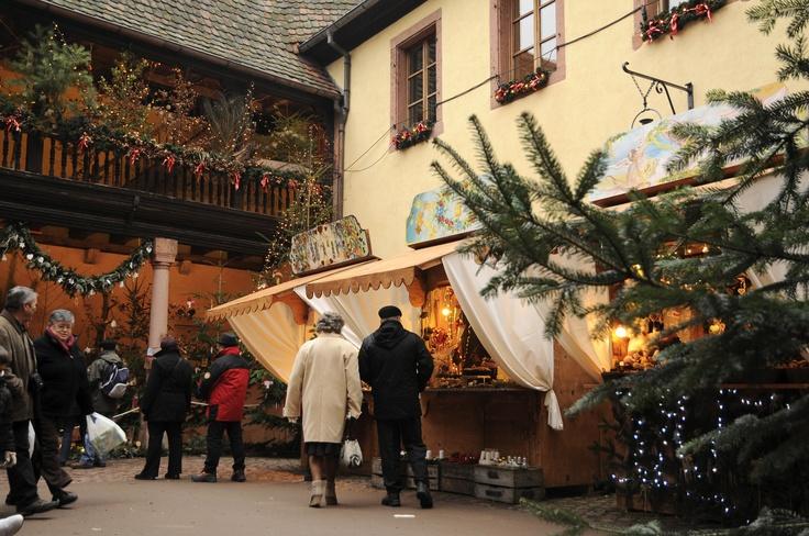 Le #Marche de #Noel de #Kaysersberg