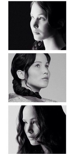From The Hunger Games to Catching Fire to Mockingjay Part 1