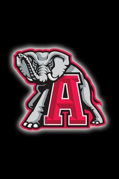 Free Alabama Logo Download | Free Alabama Crimson Tide iPhone & iPod Touch Wallpapers