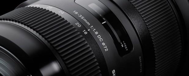 Święty Graal fotografii, trzęsienie Ziemi, game changer, łamacz zasad fizyki. To tylko niektóre z określeń, jakimi społeczność fotografów przywitała nowy obiektyw Sigma 18-35mm o niebotycznej światłosile f/1.8. http://www.spidersweb.pl/2013/04/sigma-18-35mm-f1-8-obiektyw.html